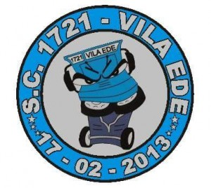 Escudo do SC 1721 da Vila Ede
