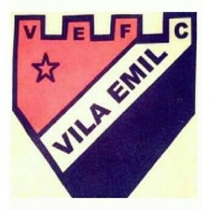 Escudo antigo do Vila Emil
